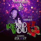 Gianluca Conforti DJ set   Maniomio PISA  23-12-2017