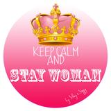 STAY WOMAN - 18 APRILE 2018