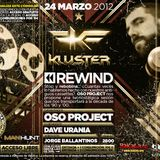 OSO PROJECT @ KLUSTER - REWIND 1/3