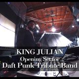 2/1/14: 2 HOUR OPENING SET AT DAFT PUNK TRIBUTE BAND PARTY