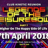 DJ MAD C (Chris Butler) - Kinetic April 18