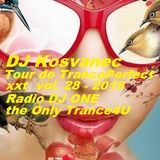 DJ Kosvanec (CZ) - Tour de TrancePerfect xxt vol.28-2016 (Uplifting Mix)