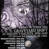 Halloween Special with Morebass, Club City Collective and LIVE from Graveyard Shift!!