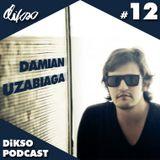 DiKSO Podcast 12 - Damian Uzabiaga