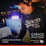 Vaden - 25.02.17 Garage Inflections @ Megapolis FM