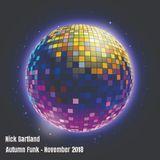 Nick Gartland - Autumn Funk - November 2018