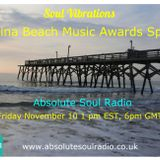 Soul Vibrations Beach Music Awards Special November 10 2017