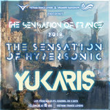 YUKARIS Live @ Psychedelic Time stage - TSOT 2018 - The Sensation Of Hypersonic