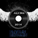 July Mini Mix