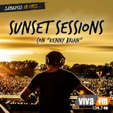 Kenny Brian @ Sunset Sessions Viva Fm 104.7 (Sabado 10 Enero 2015)