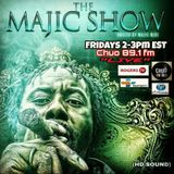 "#mixtaperadio #talkradio ""LIVE"" #TheMajicHour hosted by Majic Mike Michael Wayne guests  Legendary h"
