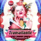 Greg De Villanova @ Transatlantic Paradise, Djoon, Friday September 6th, 2013