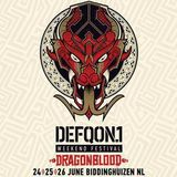 Jones @ Defqon.1 Weekend Festival 2016 - Magenta Stage