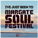 KEITH LAWRENCE 'MAIN SET' Ft NATTY B (MC) in THE SHUBEEN ROOM @ MARGATE SOUL FESTIVAL 4/8/18 PT 2