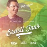 Ibiza Sensations 181 Special Brasil On Tour 25 Jan-05 Feb