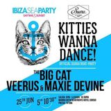Veerus & Maxie Devine @ Suara Boat Party, Ibiza - 25 June 2014