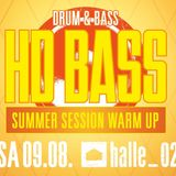 Phlex - HD BASS Summer Session Warm Up Mix