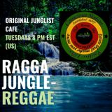 Original Junglist Cafe RastFM Episode 10