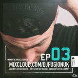 #MonthlyMixcloudMix EP03