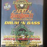 Nicky Blackmarket - Hysteria 41 'Capital Shakedown II: The Return of the Don' - Stratford Rex - 2003