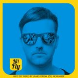 Hi!Fly 017 mixed by James Grow