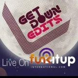 Funk It Up Live Show Get Down Edits Interview 11.01.2020