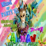 Party Dj Rudie Jansen - Carnaval 2017 In The Mix