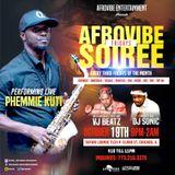 Dj. Sonic Afrovibes night set  10.19.18