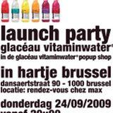 DJ Muggs at Vitaminwater Launch Party (Brussels-Belgium) - 24 September 2009