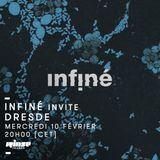 Infiné invite Dresde - 10 Février 2016