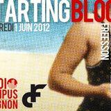 Starting Block : SMAC Akwaba, La Gare, Freesson - Radio Campus Avignon - 01/06/12