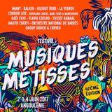 Les musiques métisses 2017 mixtape