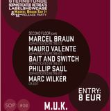 Phillip Saul & Bait and Switch [b2b] @Sternstunde//MUK 2013-03-02