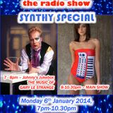THE JOHNNY NORMAL RADIO SHOW 33 - 6TH JANUARY 2014