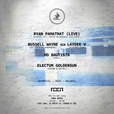Electum Goldensun's Live recorded set at Intune & Becool, Cafe 1001, London on 19/08/16