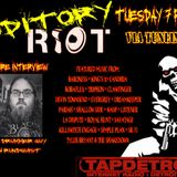 Auditory Riot VS That Drummer Guy! The Most EPIC of Epic Shows!