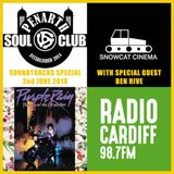 Penarth Soul Club Soundtracks Special - Radio Cardiff 02-06-2018 (with Ben Rive)
