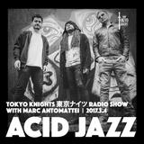 Tokyo Knights Radio Show 2017.3.4 Acid Jazz