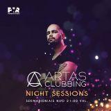 Artas Clubbing Night Sessions 025 (2017-10-08)