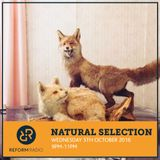 Natural Selection 5th October 2016