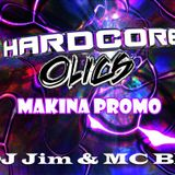 DJ Jim and Mc Bly Hardcore Olics Makina Promo 28th May 2013