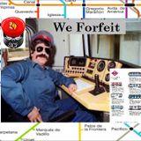 WE FORFEIT (Mix 4) :: 500m below Madrid (NYE mix)