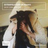 Extrapolation on Noods 001