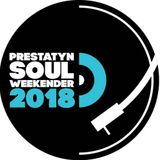 Mark Randle Prestatyn Soul Weekender 2018 Selections - For The Snowbound!!