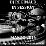 Dj Reginald - Session Marzo 2016