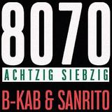 8070 Mix #1 by DJ Sanrito & DJ B-Kab