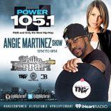 Philip Ferrari LIVE On Power105.1's Angie Martinez Show Live At 5 Mix 3-27-15 (Clean)