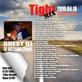 """2015 4/18 TIGHT Mix"""