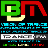 Bass Line Man On Trance.fm - Vision Of Trance Episodio 023 (04-11-2013)