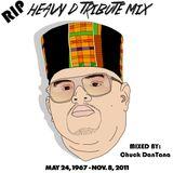 Heavy D Tribute